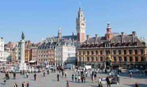 Centre ville Lille